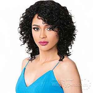 It's A Wig 100% Human Hair Wig - HH WET N WAVY RANA