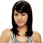 It's a Cap Weave - 100% Indaian Remy Hair Wig - INDIAN REMI NATURAL 1012