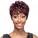 It's a Cap Weave 100% Human Hair Wig - SENNA
