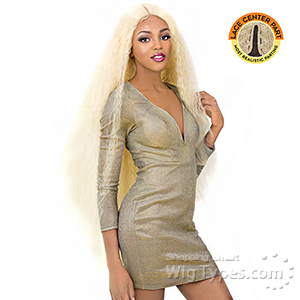 It's a wig Synthetic Wig - SOLEI