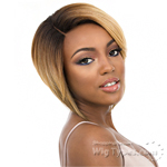 It's a wig Synthetic A Line Wig - STORM (Real Hair Line Part)