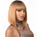 It's a wig Synthetic Wig - SUMMER RAIN  (futura)