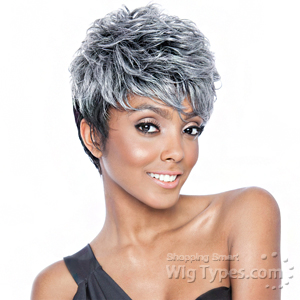 Isis Black Ivy Synthetic Hair Stylist Wig - BIS101 JACKSONVILLE