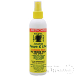 Jamaican Mango & Lime Mentholated Maximum Relife  No More Itch Gro Spray 8oz