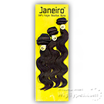 Janeiro 100% Virgin Brazilian Remy Hair Weave - BODY WAVE 3PCS (12/14/16)