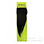 Janeiro 100% Virgin Brazilian Remy Hair 4x4 Full Lace Closure - STRAIGHT 12