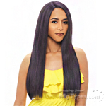 Janet Collection Human Hair Blend Brazilian Scent Lace Front Wig - ARIEL