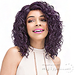 Janet Collection Human Hair Blend Brazilian Scent Wig - LORIA (pre-tweezed part)