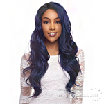 Janet Collection Human Hair Blend Brazilian Scent Lace Front Wig - ASTIN