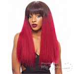 Janet Collection Human Hair Blend Brazilian Scent Wig - HARPER