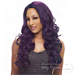 Janet Collection Human Hair Blend Brazilian Scent Lace Front Wig - HARRIET