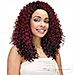 Janet Collection Human Hair Blend Brazilian Scent Wig - GLAM (pre-tweezed part)
