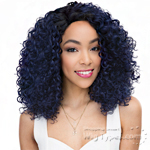 Janet Collection Human Hair Blend Brazilian Scent Lace Front Wig - MIA