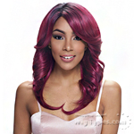 Janet Collection Human Hair Blend Brazilian Scent Wig - SAMANTHA