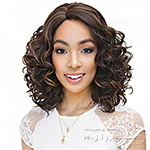 Janet Collection Human Hair Blend Brazilian Scent Lace Front Wig - TARA