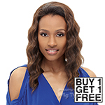 Janet Collection Easy Wear Synthetic Half Wig - Acacia (Buy 1 Get 1 FREE)
