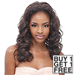 Janet Collection Easy Wear Synthetic Half Wig - Lesley (Buy 1 Get 1 FREE)