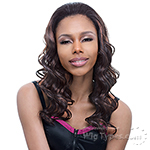 Janet Collection Easy Wear Synthetic Half Wig - WATSON