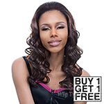Janet Collection Easy Wear Synthetic Half Wig - WATSON (Buy 1 Get 1 FREE)