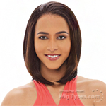 Janet Collection Synthetic Hair Half Wig - NEW EASY QUICK ALLIE