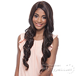Janet Collection Natural Super Flow Deep Part Lace Wig - ELVEEN