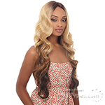 Janet Collection Natural Super Flow Deep Part Lace Wig - FRESH