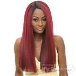 Janet Collection Natural Super Flow Deep Part Lace Wig - SOSIE