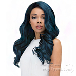 Janet Collection Princess Human Hair Blend Lace Wig - CHARLOTTE (13x4 Lace Frontal Closure Wig)