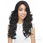 Janet Collection Princess Synthetic Hair Lace Wig - ESTHER (4x4 Lace Frontal Closure Wig)