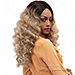 Janet Collection Synthetic Extended Deep  Part Lace Wig - GABRIELA