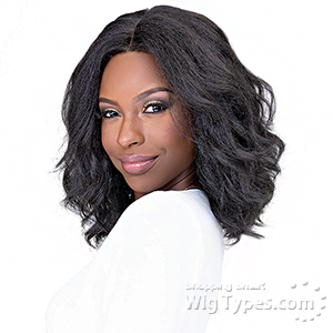 Janet Collection Natural Me Synthetic Hair Lace Wig - JODE