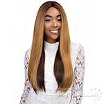 Janet Collection Natural Super Flow Deep Part Lace Wig - SSABI
