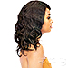 Janet Collection 100% Natural Virgin Remy Human Hair Deep Part Lace Wig - Natural 18 (side part)