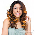 Janet Collection Natural Super Flow Deep Part Lace Wig - LALA