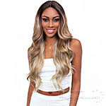 Janet Collection Synthetic Hair Color Me Lace Front Wig - MARY