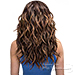 Janet Collection Natural Super Flow Deep Part Lace Wig - MOON LITE