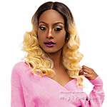 Janet Collection Synthetic Melt Extended Part Lace Wig - MORA