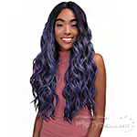 Janet Collection Natural Super Flow Deep Part Lace Wig - SUPER MOON
