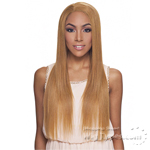 Janet Collection 100% Remy Human Hair Frontal Lace Wig - TERRA (13x2.75 Lace Closure Wig)