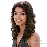 Janet Collection Indian Remy Human Hair Full Lace Wig - EMPRESS (Wet & Wavy)