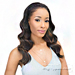 Janet Collection Synthetic Hair Half Wig - NEW EASY QUICK MILLY