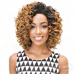 Janet Collection Synthetic Hair Half Wig - NEW EASY QUICK NICOLE