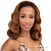 Janet Collection Synthetic Hair Half Wig - NEW EASY QUICK STAR