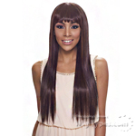 Janet Collection Synthetic Hair Half Wig - NEW EASY QUICK TINASHE