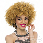 Janet Collection Synthetic Hair Half Wig - NEW EASY QUICK VENICE
