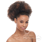 Janet Collection Noir Everytime Synthetic Ponyail - AFRO SEXY STRING