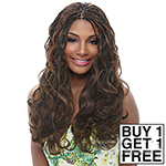 Janet Collection Noir Synthetic Braid - BODY SWITCH BRAID (Buy 1 Get 1 FREE)