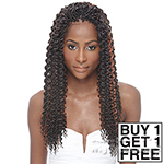 Janet Collection Noir Synthetic Braid - BRAZILIAN BRAID (Buy 1 Get 1 FREE)