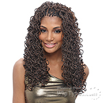 Janet Collection Synthetic Braid - KNOT S CURL