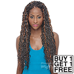 Janet Collection Noir Synthetic Braid - MAYLASIAN BRAID (Buy 1 Get 1 FREE)